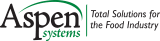 Logotipo de Aspen Systems