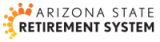 Logotipo de Arizona State Retirement System