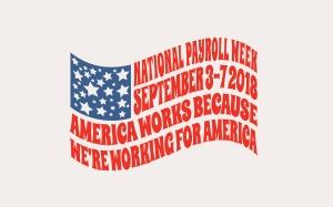 National Payroll Week 2018
