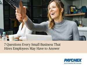 7 questions every small business that hires employees may have to answer