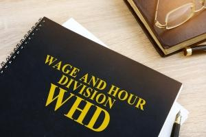 Book on wage and hour division