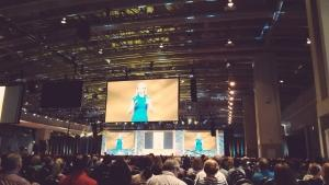 amy cuddy at shrm16