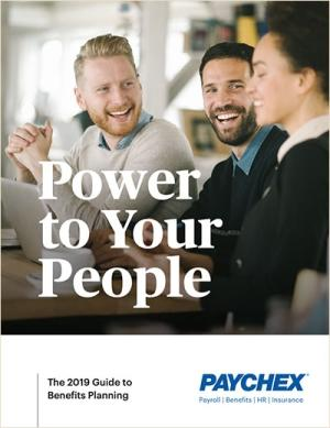 ebook cover power to your people