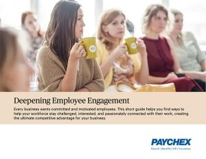 how to engage employees