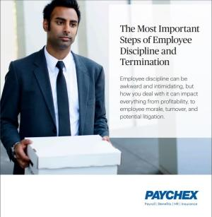 Employee termination white paper