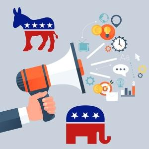 Avoid talking politics at work