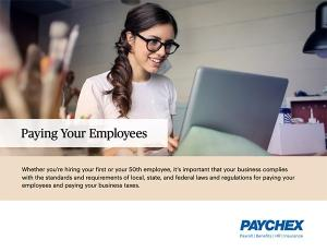 Guide to Paying your Employees
