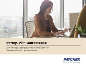 Guide to help startups plan their business
