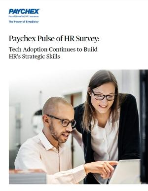 Pulse of HR Survey