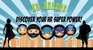 hr super heroes