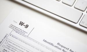 independent contractor tax forms