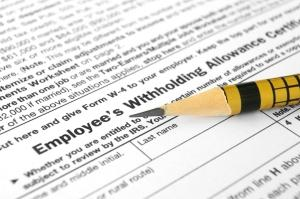 employees change tax withholding