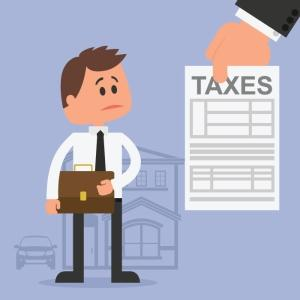 Owing the IRS money as a business owner