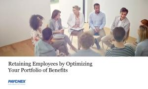retaining employees by optimizing benefits webinar