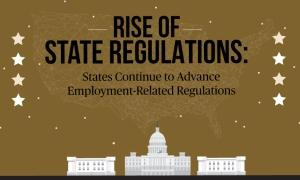 Rise of State Regulations - States Continue to Advance Employment-Related Regulations
