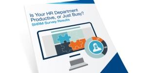 Is Your HR Department Productive, or Just Busy?