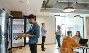 Employees Taking Advantage of Fringe Benefits