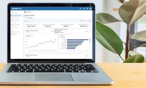 The new Paychex Flex Labor Cost Hub gives customers and CPAs a holistic, real-time view of total payroll labor job costing and labor distribution in one place.