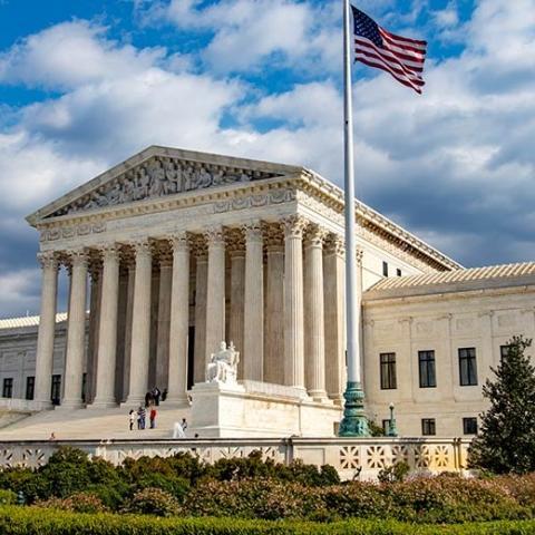 suprema corte, nueva sentencia sobre la ley del cuidado de salud abajo precio