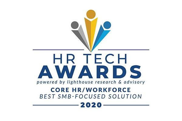 Award HR Tech Best Solution