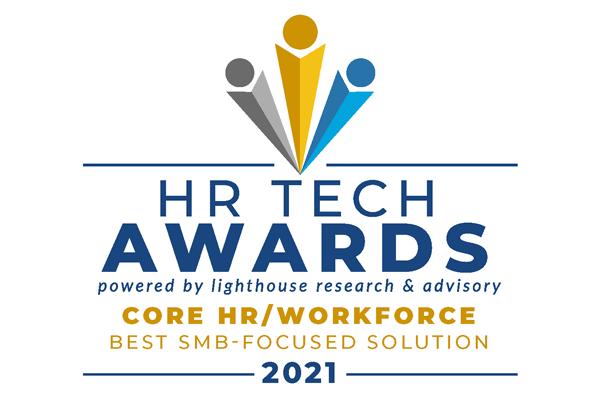 Premio HR Tech a la mejor solución orientada a pequeñas empresas