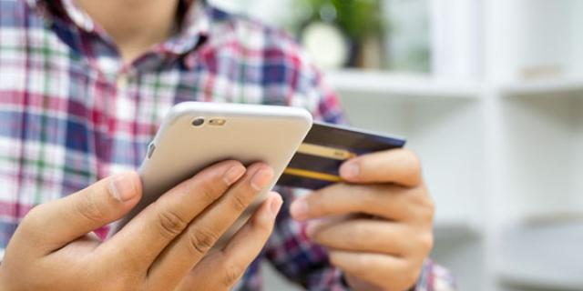 Pago de tarjetas tarjeta de crédito