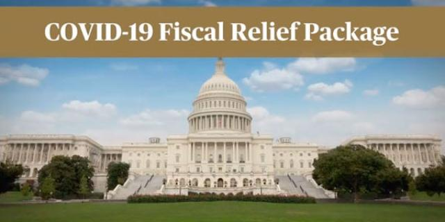 COVID-19 fiscal relief package information