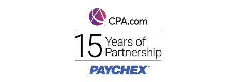 Paychex and CPA.com 15 Years of Partnership