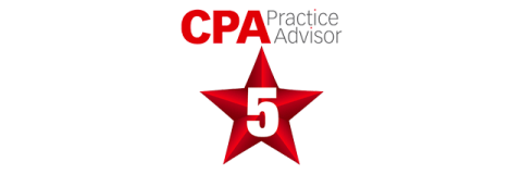 CPA Practice Advisor rated Paychex 5 Stars