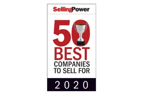 Award 50 Best Companies to Sell For