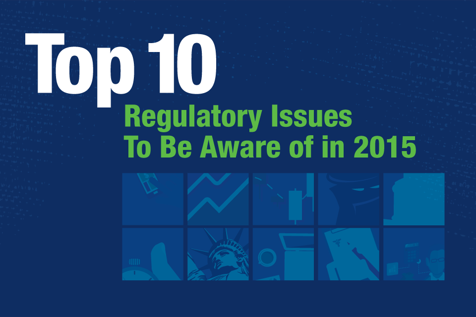 regulatory issues Only at mba's legal issues and regulatory compliance conference will you get  the guidance you need to thrive in this dynamic regulatory environment, as well.